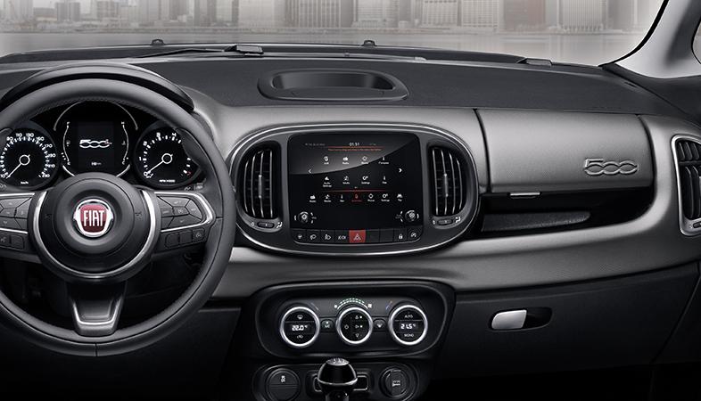 Coches Navegador Fiat 500l Dimensions Wwwimagenesmicom
